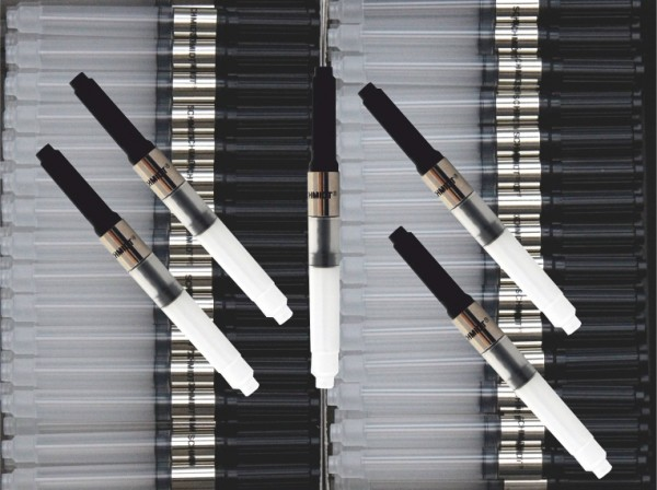 Dauerpatrone Schmidt K2 mit Drehmechanismus 3er Pack