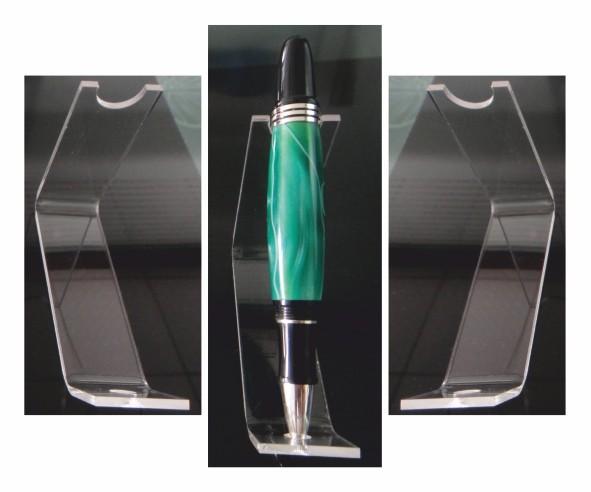 Stift-Aufsteller für 1 Stift pen display stand
