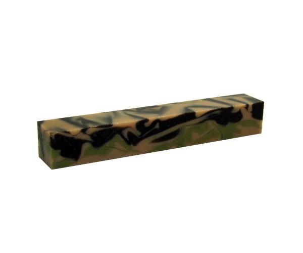 Pen Blank Acryl Camouflage I 20x20x130