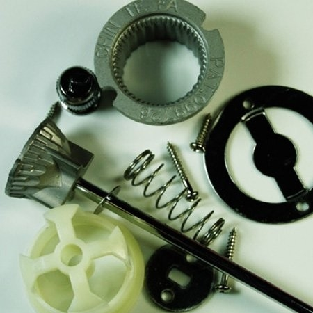 Mahlwerk Keramik für Salzmühle ca. 200mm