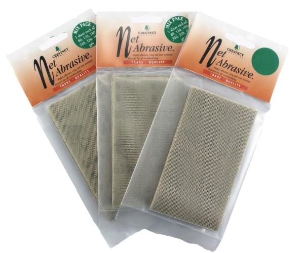 Chestnut Schleifmittel Net Abrasive(80-400)
