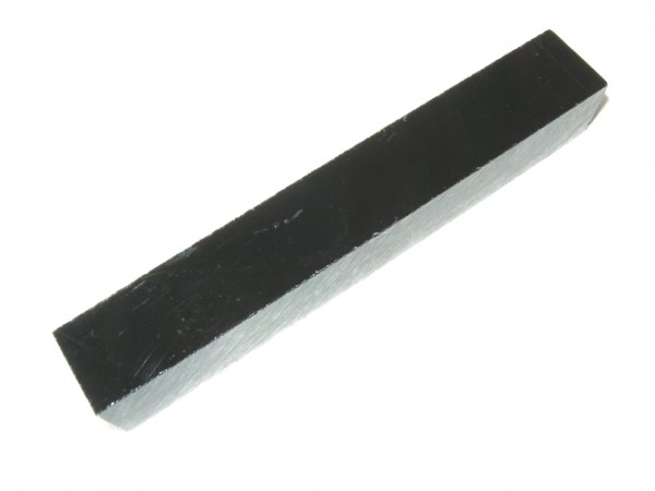 "Pen Blank Acryl ""Black / Schwarz"" ca. 20x20x130mm"