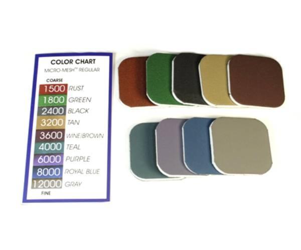 MICRO-MESH® Polishing Pads