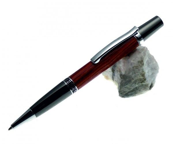 Sierra Elegance Twist Pen Chrom und Gun Metal Tierkreiszeichen