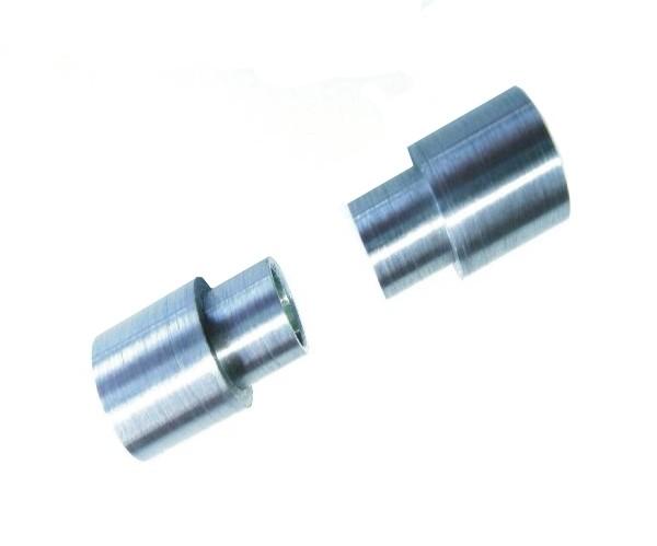 Distanzringe Druckkugelschreiber Wellenclip und Needle. (bushings)