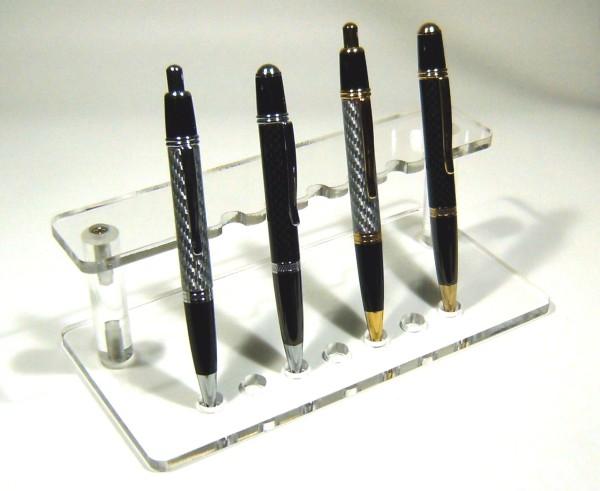 Stift-Aufsteller für 7 Stifte pen display stand