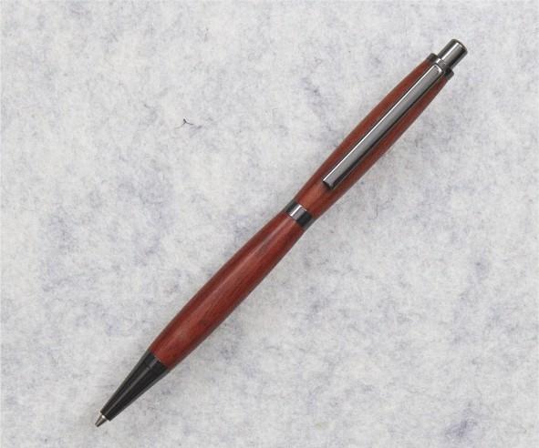 Slim Pencil Gun Metal
