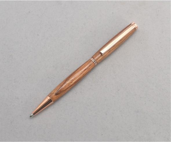 Slim Pen Doppelring Kupfer