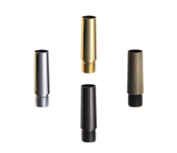 Griffstück für Schmidt Füllhalter-Einsatz Typ 241 Gun Metal