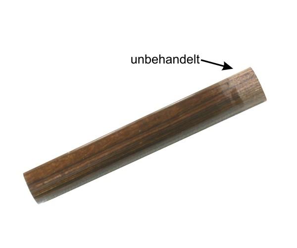 Blank Buntholz braun natur Maße ca. 20x20x130