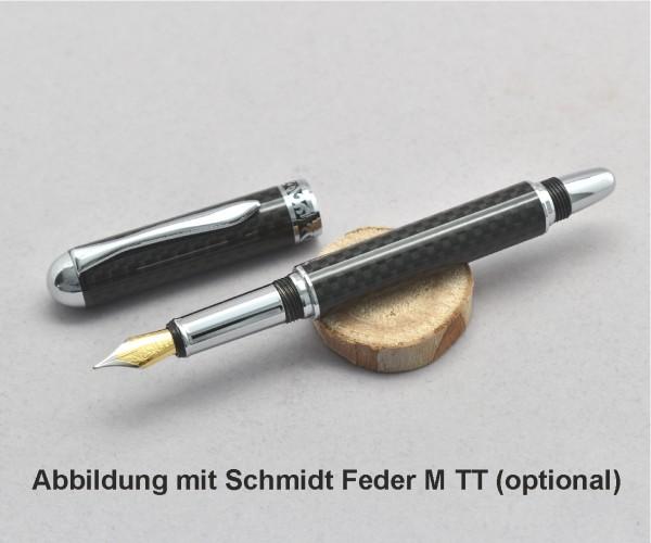 Sedona II Füller Basis Bausatz Chrom