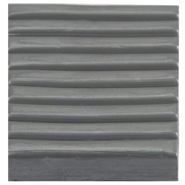 PSI Polymer Clay Grundmasse ca. 60g metallisch Silber