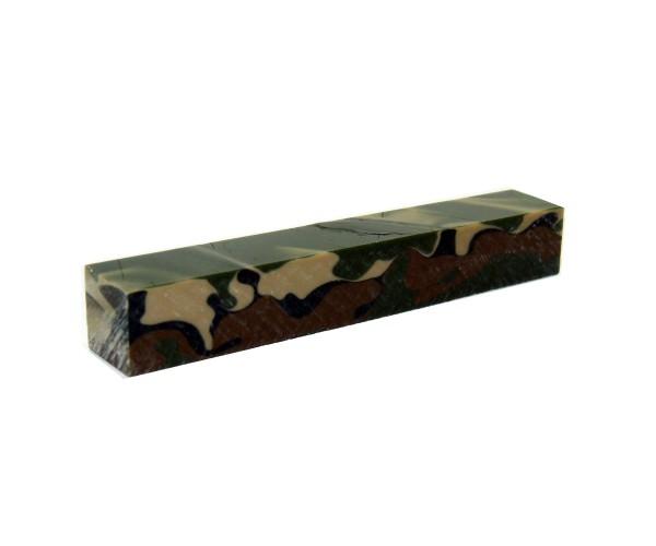 Pen Blank Acryl Camouflage II 20x20x130
