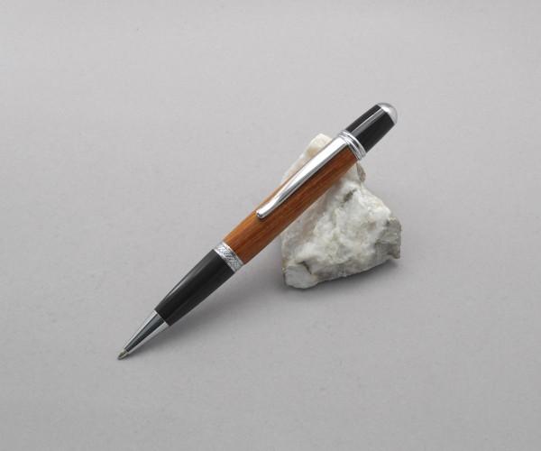 Sierra-MK Twist Pen Chrom / Black Chrom