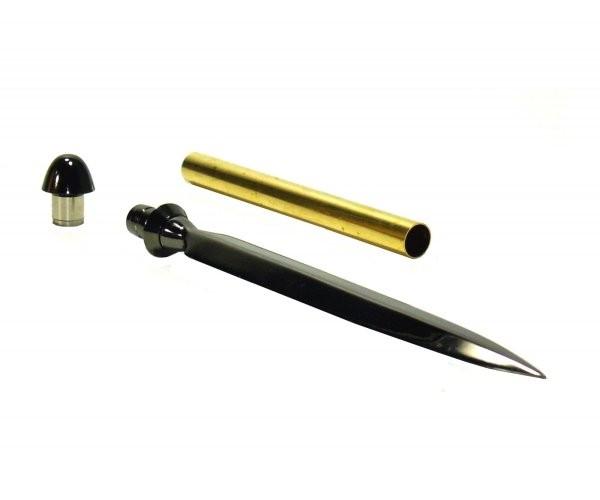Brieföffner Schwert Gun Metal