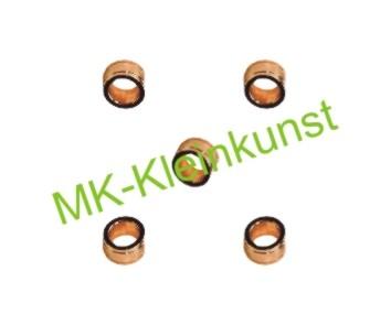 """Centerring Fanci """"Kupfer"""" 5er Pack"""