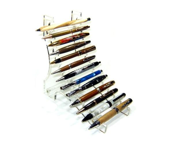 Stift-Aufsteller Garmisch für 13 Stifte pen display stand